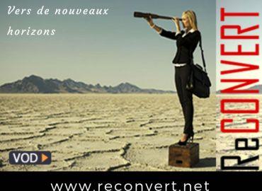 ReCONVERT :: se reconvertir au Développement Web en Ligne